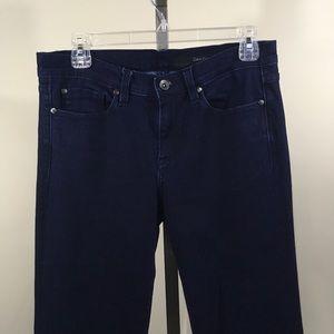 Calvin Klein Modern Boot Cut Dark Blue Jeans 30/10